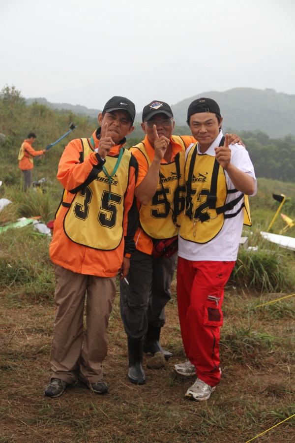 Top Taiwanese pilots
