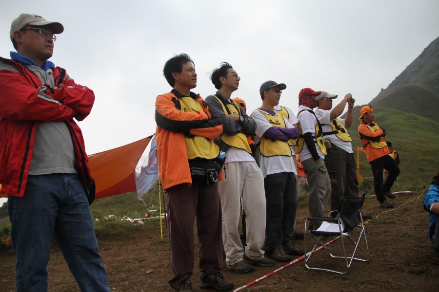 Spectator line