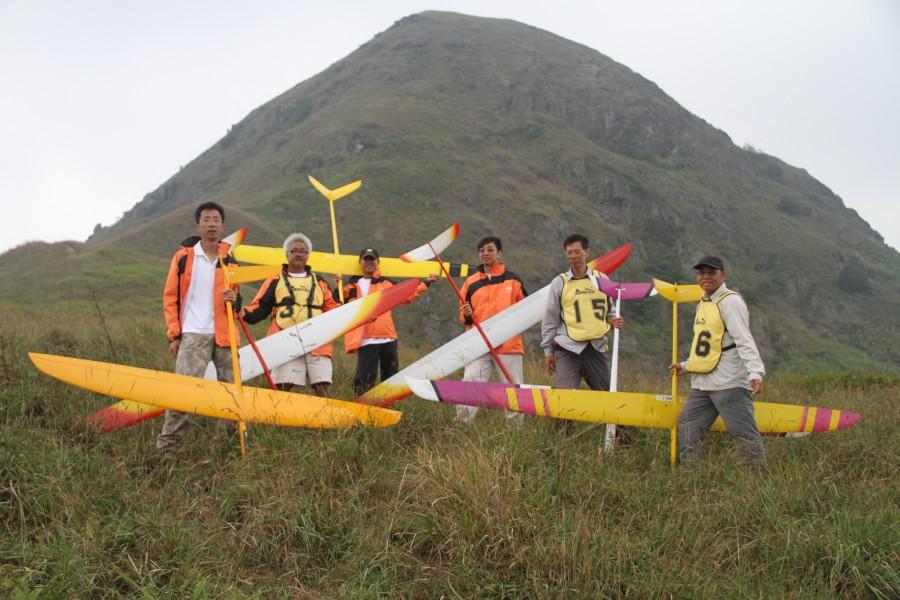 Hong Kong pilots