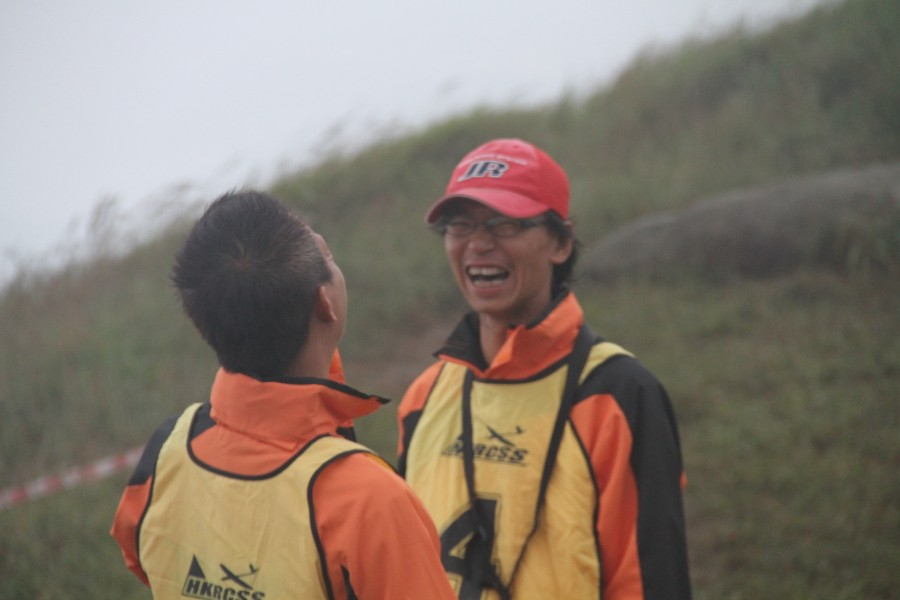 AC Wai(hk) and Chang Chang Tai(tw) are so happy, why?