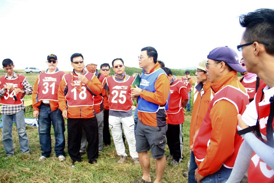 Briefing by the CD
